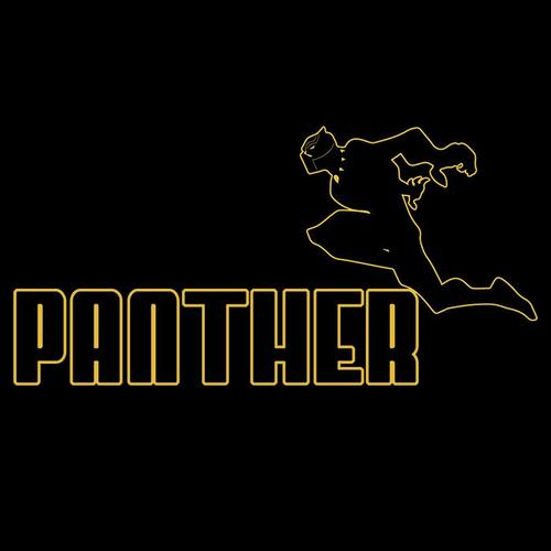 Panther Sports Wear Puma Black Panther T-Shirt
