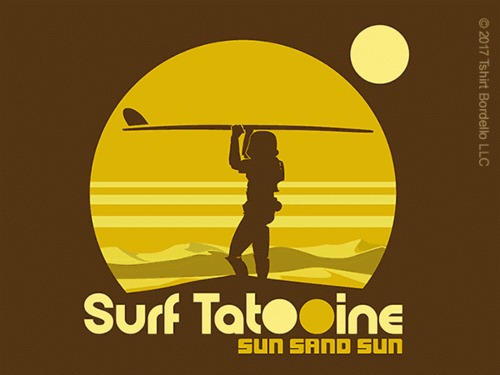 Surf Tatooine