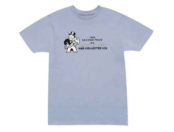 Beauty Contest Monopoly t-shirt