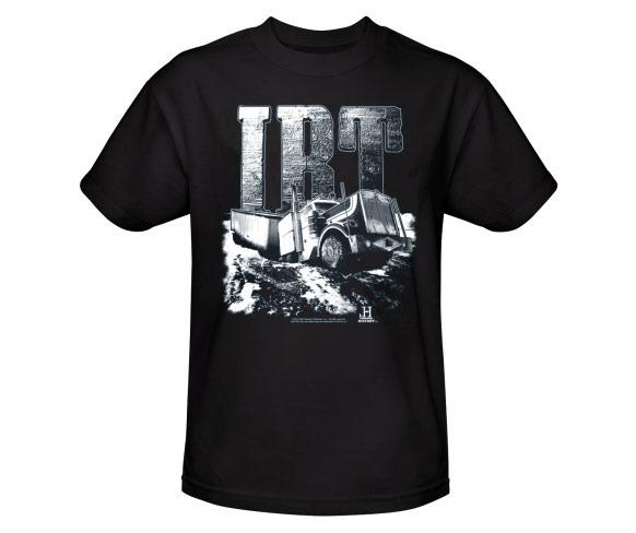 History Channel IRT Shirt
