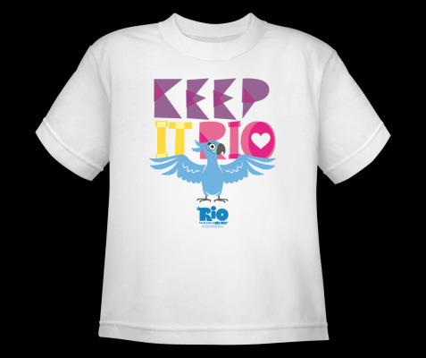 rio movie shirts � blu rio tshirt keep it rio tee