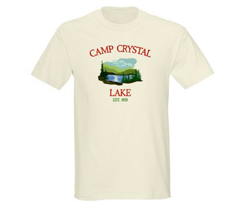 fc52117f Camp Crystal Lake Counselor T-Shirt – Friday the 13th