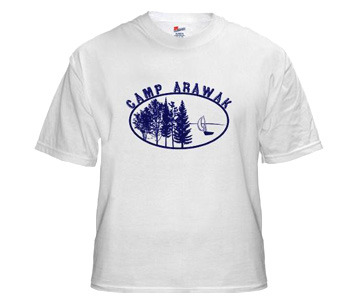 1bbc73c261ce Camp Arawak T-Shirt – Sleepaway Camp Shirt
