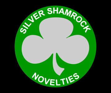 halloween 3 silver shamrock novelties shirt 1980s