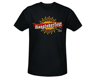 Barney Bangtoberfest T-Shirt - How I Met Your Mother