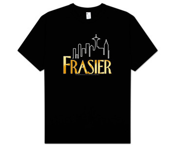 Frasier Logo T-Shirt