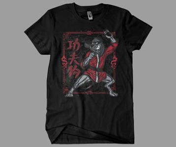 Hong Kong Phooey T Shirt Penry Pooch Shirt