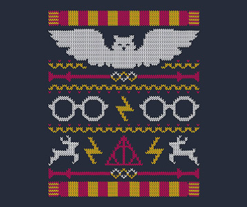 harry potter christmas sweater t shirt christmas