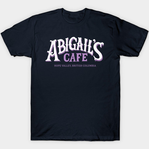 Abigail's Cafe When Calls the Heart T-Shirt
