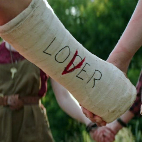 3df337e81 Loser Lover IT Movie T-Shirt