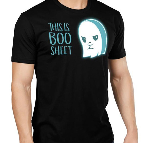 Boo Sheet T-Shirt