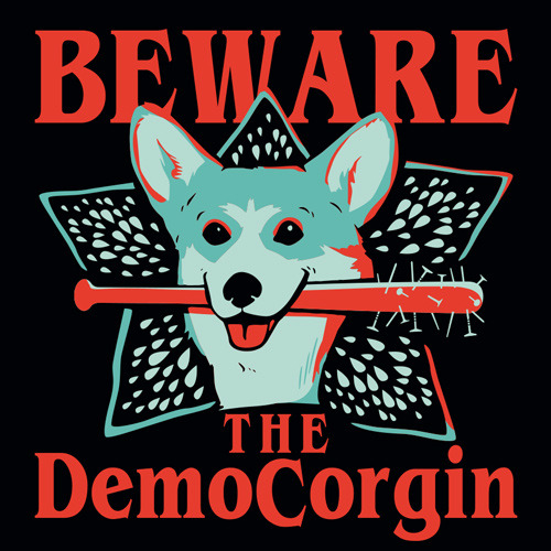 Stranger Things Corgi T-Shirt