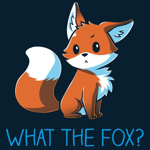 What the Fox? WTF T-Shirt