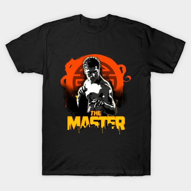 Leroy The Last Dragon Movie T-Shirt