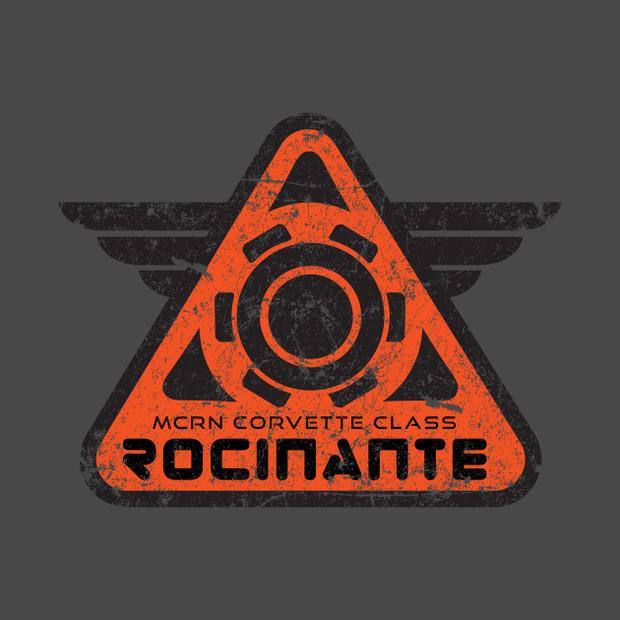 The Expanse Rocinante Logo Sweatshirt