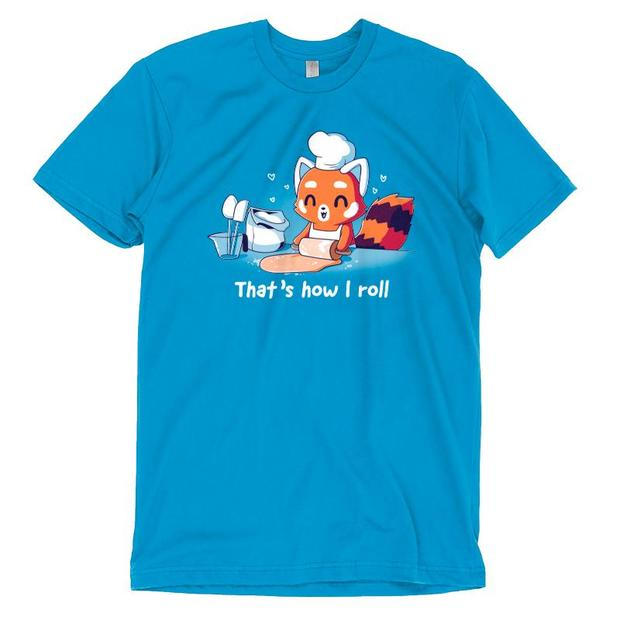 That's How I Roll Baking Rolling Pin T-Shirt