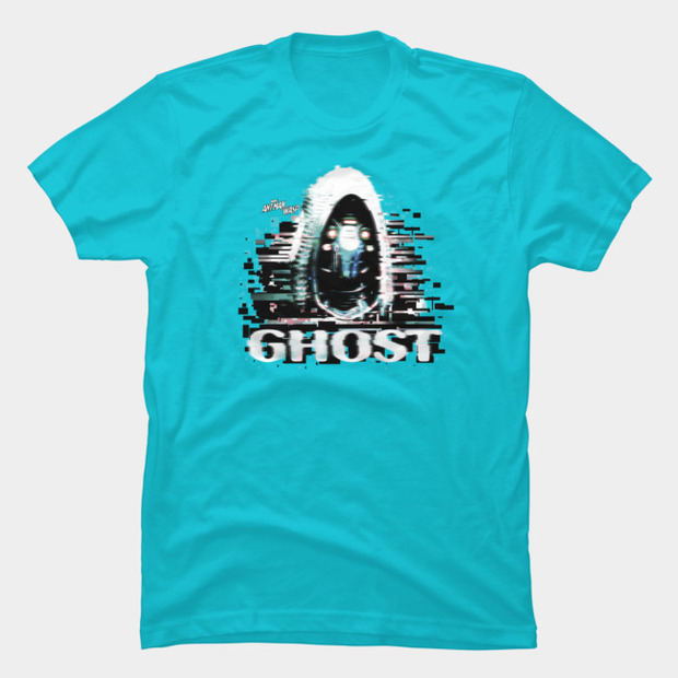 Ant-Man Ghost T-Shirt