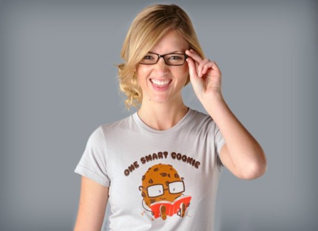 One Smart Chocolate Chip Cookie T-Shirt