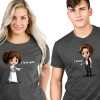 Leia and Han Couples Shirts