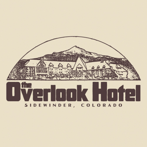 The Shining Overlook Hotel t-shirt