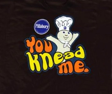 Pillsbury Doughboy t-shirts
