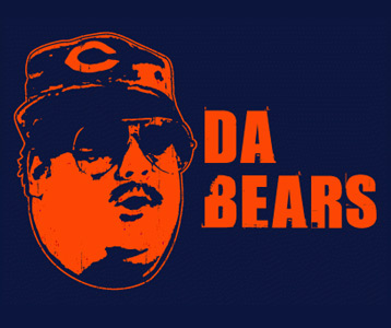 Da Bears SNL t-shirt