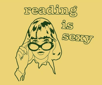 Reading is Sexy Gilmore Girls t-shirt
