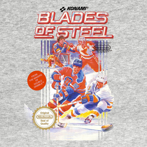 NES Blades of Steel shirt