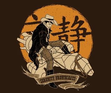 Firefly Browncoats t-shirt – Captain Mal Reynolds shirt, Firefly ...