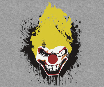Sweet Tooth Twisted Metal Shirt