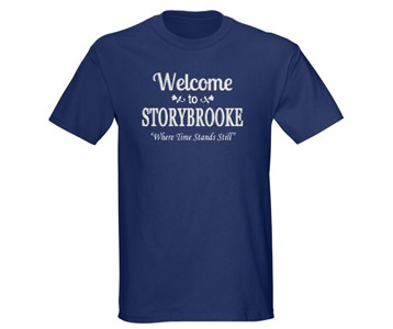 Welcome to Storybrooke T-Shirt – Once Upon a Time TV Show ...