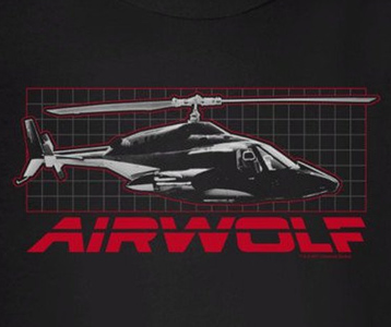 Airwolf helicopter tv show - photo#25