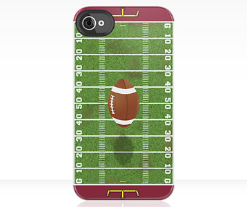 Football Field iPhone Case