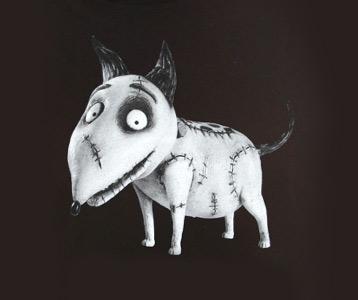 sparky the dog frankenweenie. frankenweenie sparky t-shirt the dog