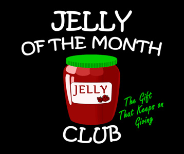 Jelly of the Month Club T-Shirt – Christmas Vacation