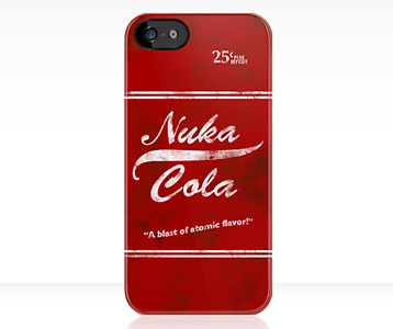 Fallout Nuka-Cola iPhone Case