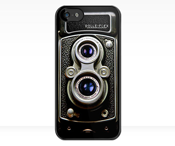 Rolleiflex Vintage Camera iPhone Case