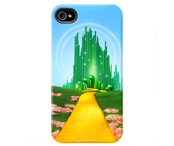 Wizard of Oz Yellow Brick Road iPhone Case
