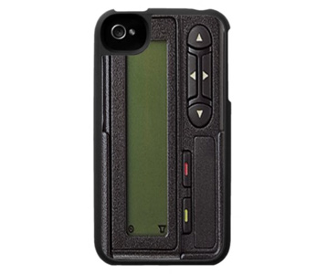 Retro Pager iPhone Case