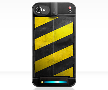 Ghostbusters Ghost Trap iPhone Case