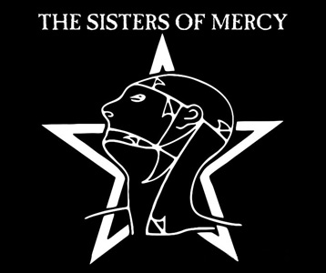 The Sisters of Mercy T-Shirt from The World's End