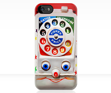 Toy Phone iPhone Case - Chatter Telephone