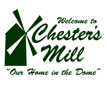 Under the Dome Welcome to Chester's Mill T-Shirt