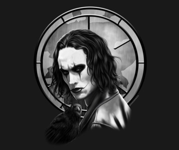 The Crow Movie T-Shirt...