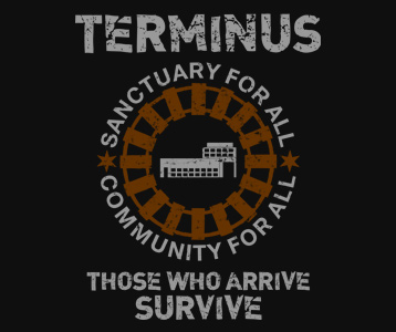 The Walking Dead Terminus T-Shirt