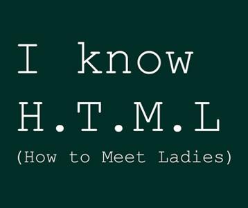 do i know html how to meet