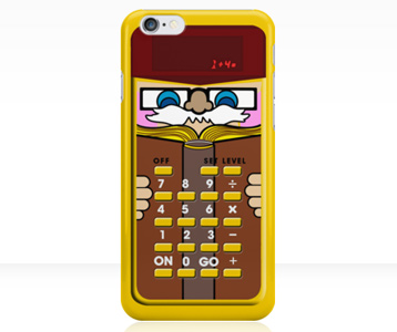 Little Professor iPhone Case