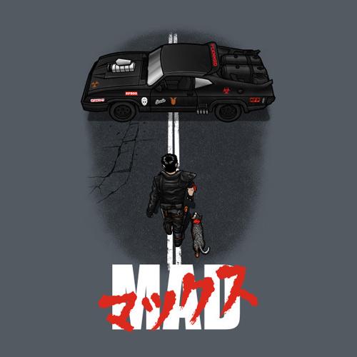 Shirts Kings Road Mad Max Fury Road T-shirt
