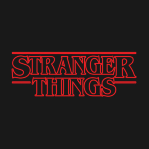 Image result for stranger things logo