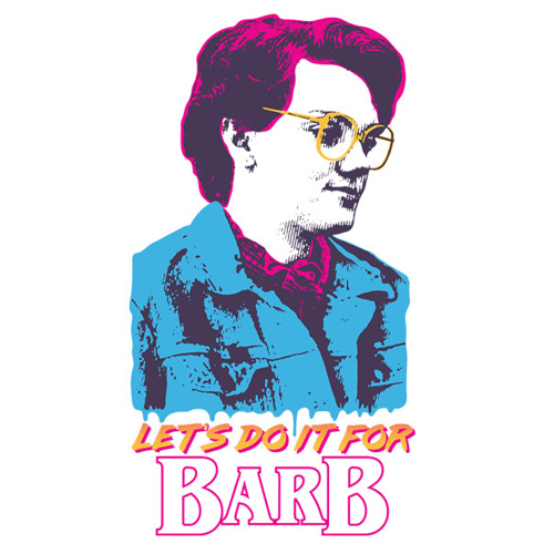 Let's Do It For Barb Stranger Things T-Shirt
